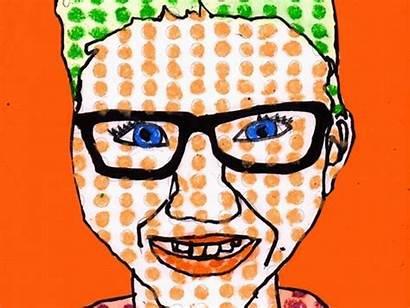 Ks2 Pop Lichtenstein Roy Lesson Portrait Self