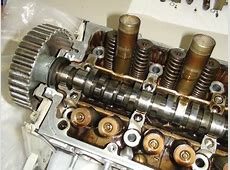 OHC Cylinder Head Rebuilding and Equipment Engine