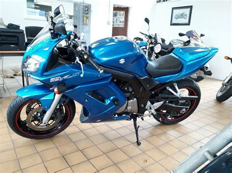2007 Suzuki Sv650s by Suzuki Sv 650 S Sv650s 2007 Blue In Londonderry County