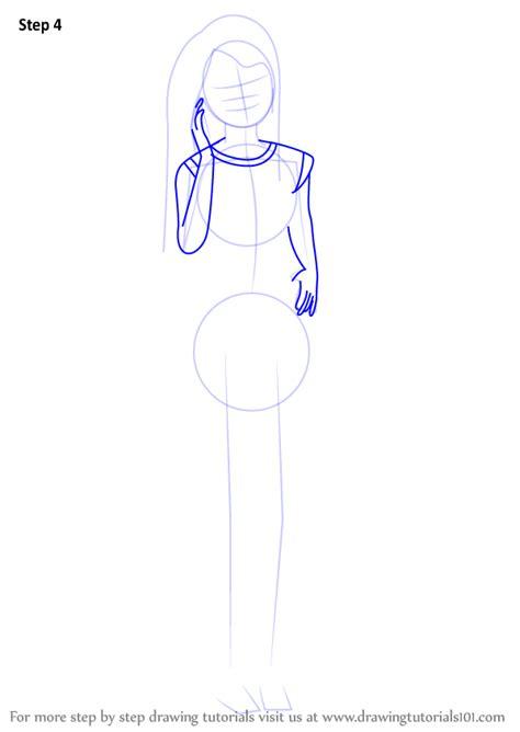 step  step   draw skipper  barbie life   dreamhouse drawingtutorialscom
