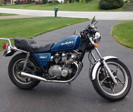 1980 Suzuki Gs750l by Suzuki Gs 1980 For Sale Find Or Sell Motorcycles