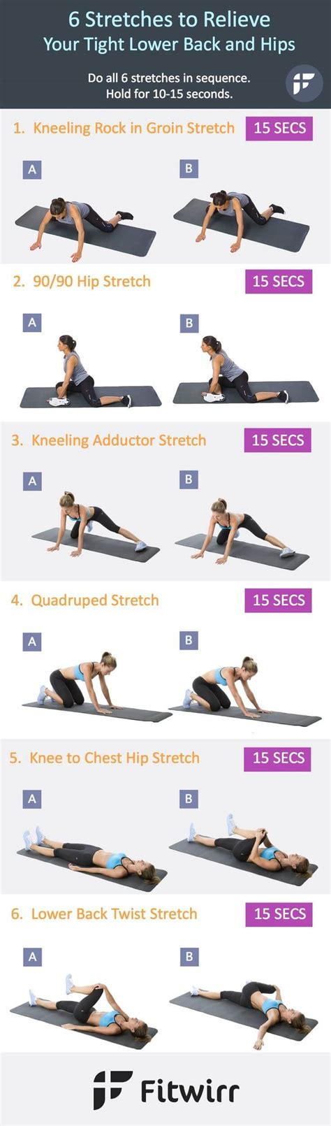 The right way to best stretches for leg and hip flexibility free