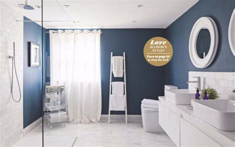 ideas for decorating bathroom walls farrow pavilion gray stiffkey blue interiors by