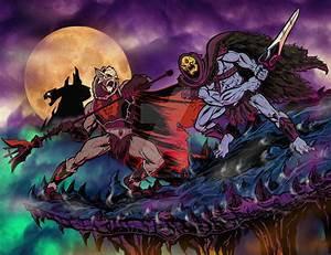 Hordak vs Skeletor. by Axel-Gimenez on DeviantArt