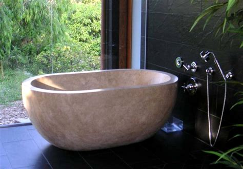 what are bathtubs made of modern bathtubs made of wood and stone interior design ideas avso org