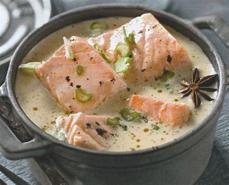 1000 id 233 es sur le th 232 me blanquette de saumon sur recette poisson blanquette de veau