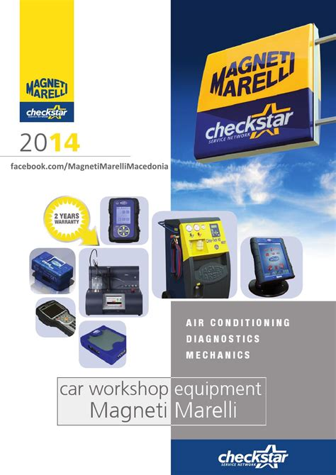 magneti marelli workshop equipment catalog 2014 en by magneti marelli aftermarket issuu