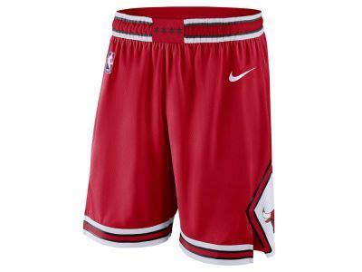 chicago bulls nike nba mens icon swingman shorts