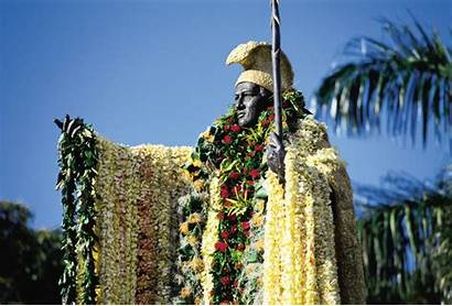 Kamehameha King Hawaii Statue Heritage Cultural History