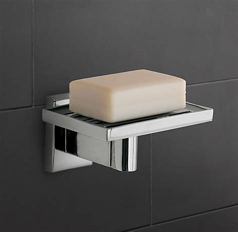 modern wall mount soap dish