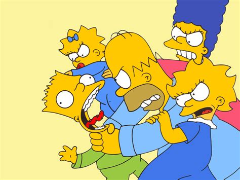 Love Affair With The Simpsons  The Right Angle