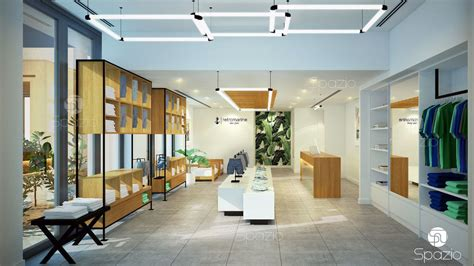 Retail Interior Design Company In Dubai Spazio