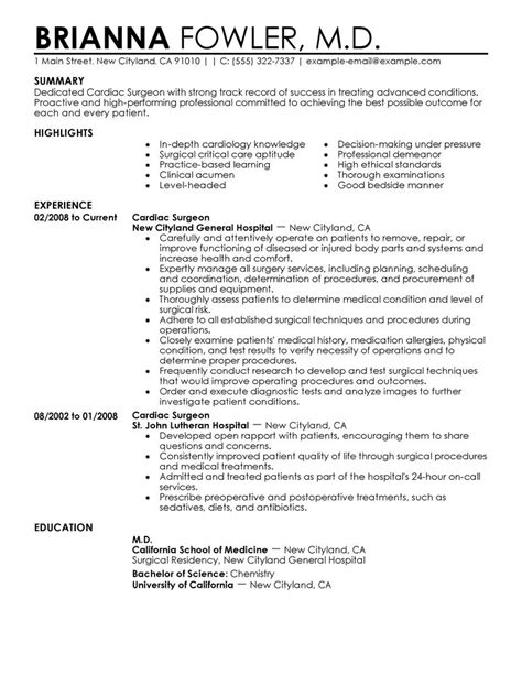 sle of surgical tech resume free resume sles