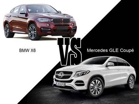 We may earn money from the links on this page. Mercedes GLE Coupé VS BMW X6 : le match des coupés SUV - L ...