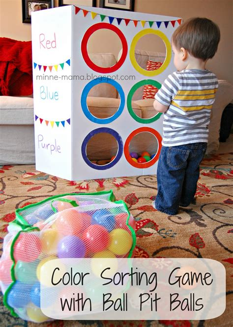 Play Idea 7 Fun Ways To Play With Ball Pit Balls
