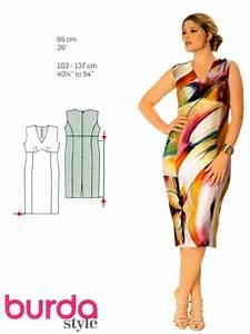 patron couture grande taille gratuit telecharger 9 With patron robe droite femme