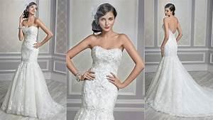 designer wedding gowns jayla lace wedding dress by maggie With wedding dress designer names