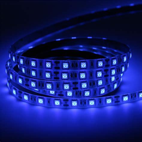 led lighting strips bright 5m uv ultraviolet led light dc12v 5050