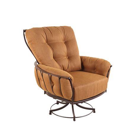 ow monterra swivel rocker lounge chair leisure living
