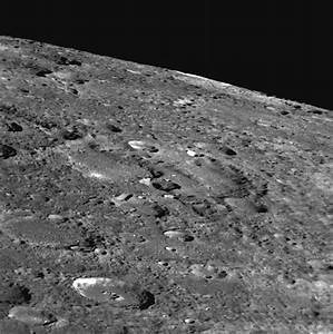 Mercury Planet Surface (page 3) - Pics about space