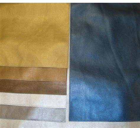 Metallic Upholstery Fabric by Vinyl Upholstery Leather Metallic Faux 7 Colors 54 Quot Wide