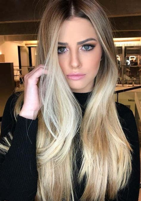Hairstyles Straight Hair 2019