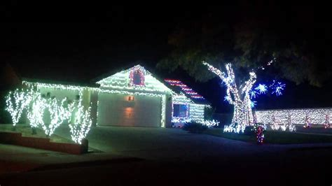 christmas lights synced with music youtube