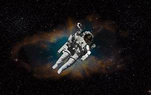 Astronauts in Space Wallpaper - WallpaperSafari
