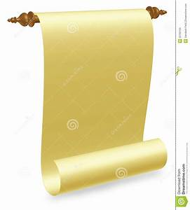 Old Parchment Scroll Stock Photos - Image: 22702103