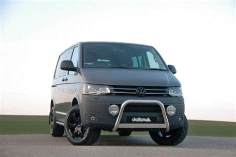 Volkswagen Caravelle Modification by Vw Transporter T5 Modification By Delta4x4 Vw T5