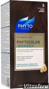 Phytocolor Sensitive 5 Farba Do Włosów 60ml - Opinie i ...