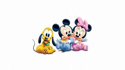 Minnie Mickey Mouse Disney Wallpapers Cartoon Backgrounds
