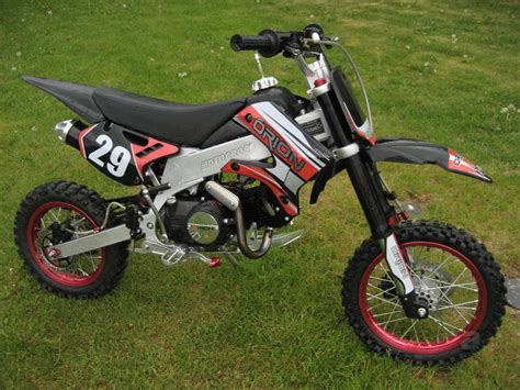 Apollo Orion Adr 125cc Dirt Bike