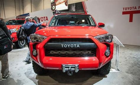 toyota runner trd pro review colors