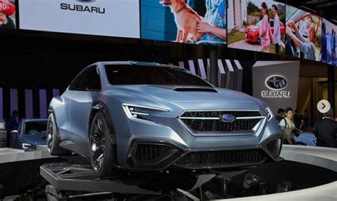 Subaru Impreza Sti 2020 by Next Generation 2020 Subaru Wrx Sti Radical Changes Are