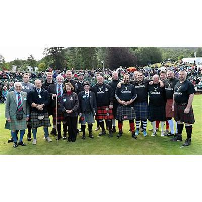 PICTURES: Braemar Gathering gets royal attentionPress