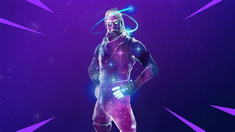 galaxy skin     cosmetics fortnite