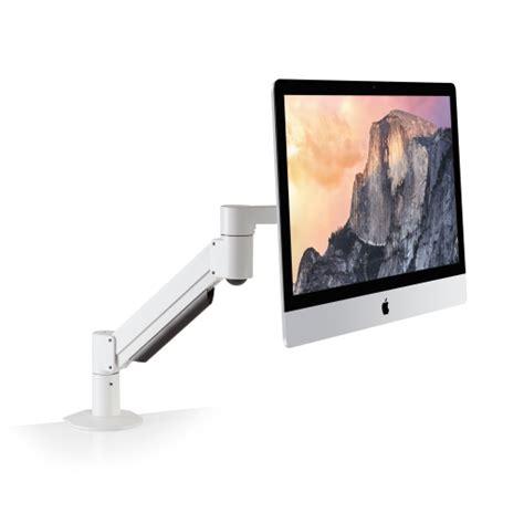 desk mount monitor arm imac ilift apple cinema display imac monitor arm innovative