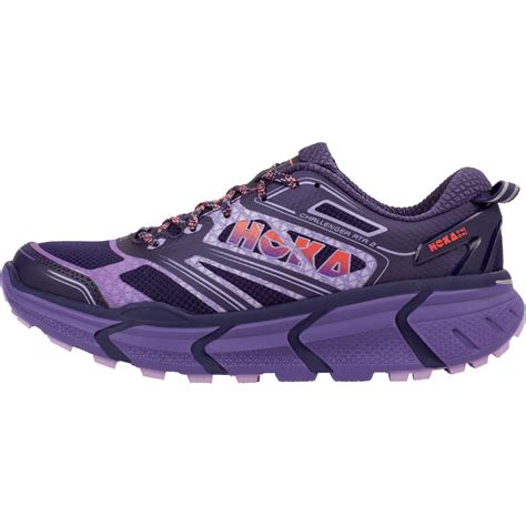buy womens hoka challenger atr   purple run