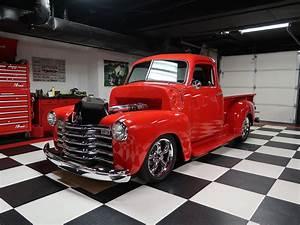 Garage Chevrolet : 1950 chevy 5 window truck project update 6 18 17 full octane garage ~ Gottalentnigeria.com Avis de Voitures