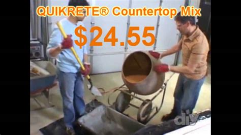Where Can I Buy Quikrete Countertop Mix - quikrete countertop mix