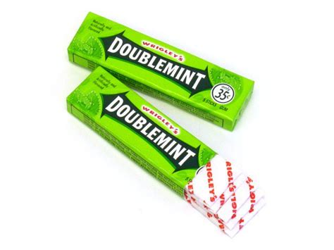 how to get gum wrigley s doublemint gum 1 pack oldtimecandy com