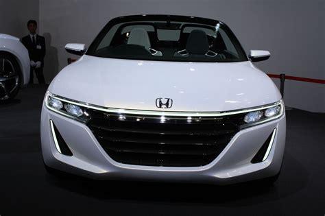 2013 Tokyo Motor Show Live  Honda S660 Concept