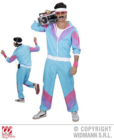 verkleidung 80er 80er 90er jahre jogginganzug kost 252 m mottoparty m l xl 9887 ebay