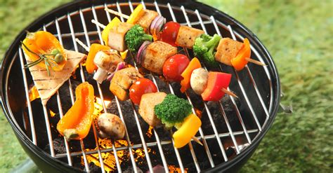 Your Barbeque Can Be Healthy Eating at its Best - Weight