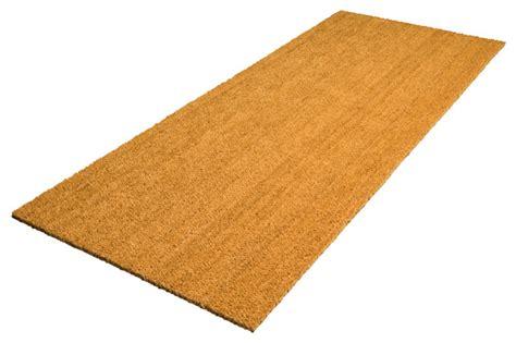 large coir doormat decoir decoir 24 quot x 60 quot large coir