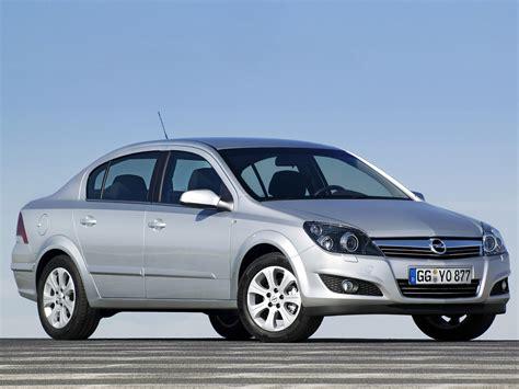 Opel Astra Sedan Specs 2007 2008 2009 Autoevolution