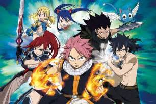 Fairy Tail Anime Characters