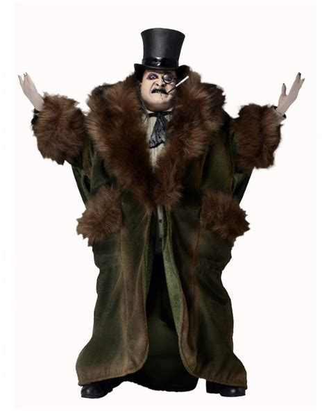 batman returns  scale action figure penguin danny