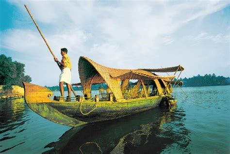 Boat Service From Vaikom by Kerala Tours Tour Services India Travel Services India